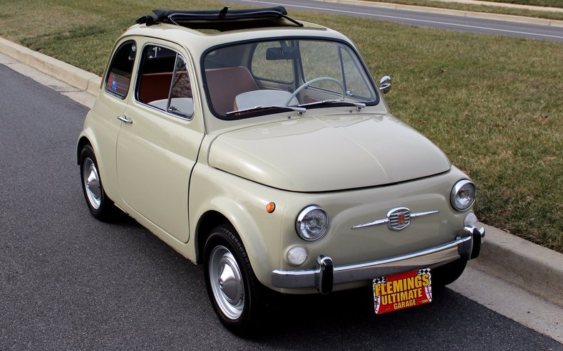 1965 Fiat 500 1965 Fiat 500 For Sale To Purchase Or Buy