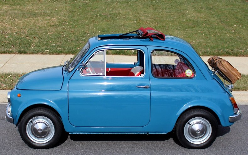 1968 Fiat 500 1968 Fiat 500 For Sale To Buy Or Purchase