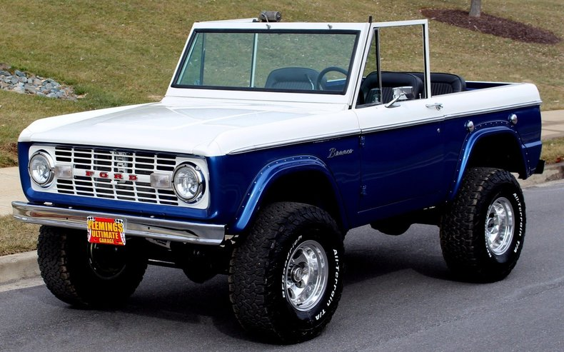 Classic Muscle Cars For Sale >> 1975 Ford Bronco | 1975 Ford Bronco For Sale To Buy or Purchase | Classic Cars For Sale, Muscle ...