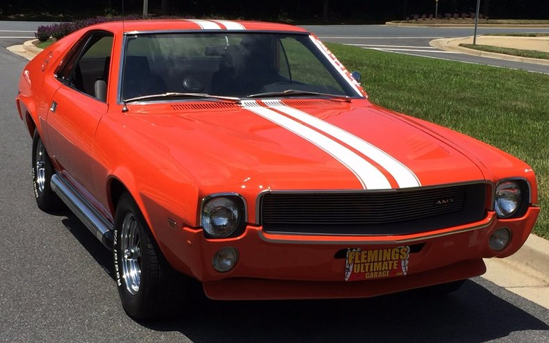 1969 Amc Javelin 1969 Amc Javelin Amx For Sale To Buy Or
