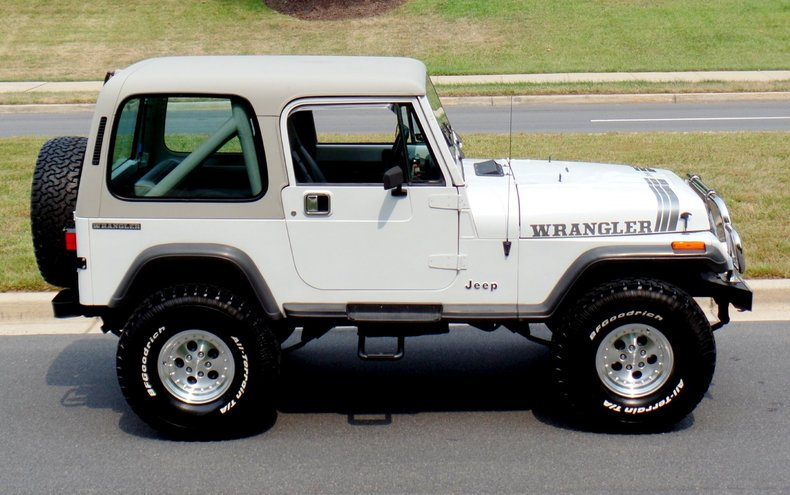 1990 Jeep Wrangler | 1990 Jeep Wrangler For Sale To Buy or Purchase