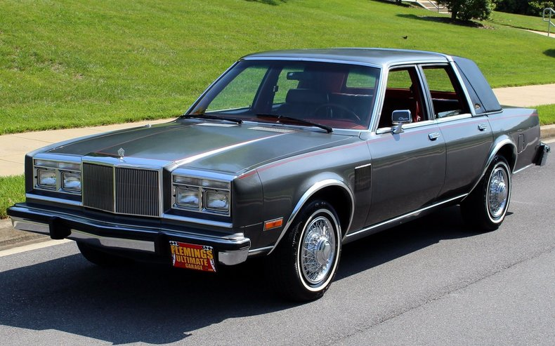 1983 Chrysler 5th Avenue