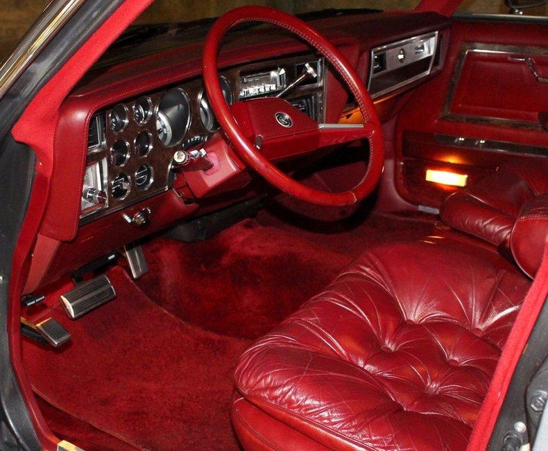 1983 Fifth Avenue Used 5.2L V8 16V Automatic FWD Sedan ...  |1983 Chrysler New Yorker Interior