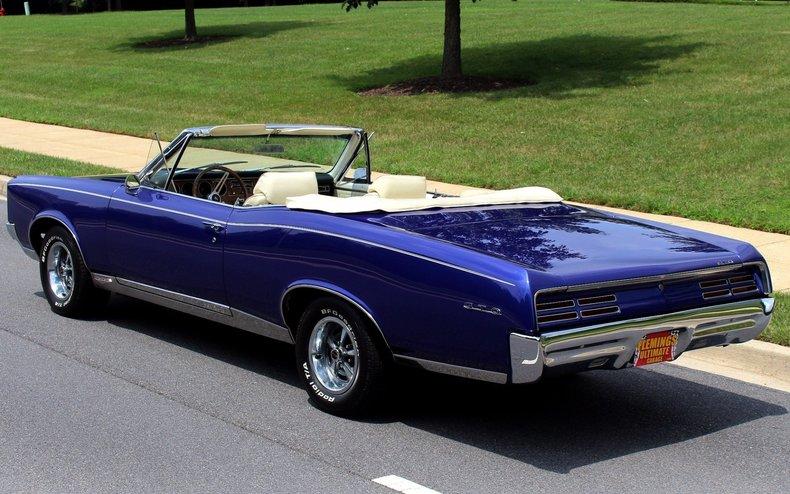 1967 Pontiac GTO   1967 Pontiac GTO for sale to purchase ...