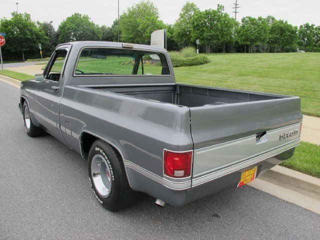 1986 1986 Chevrolet Pickup For Sale