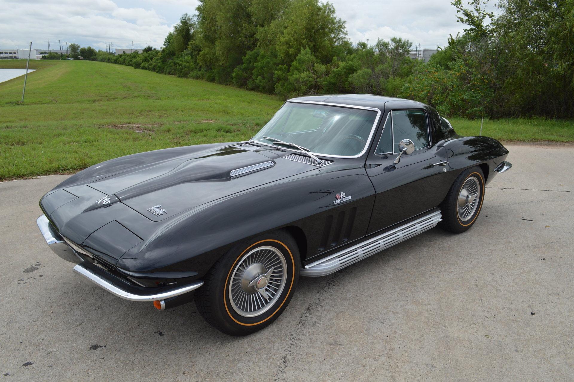 1966 Chevrolet Corvette Stingray Berlin Motors Chevy For Sale