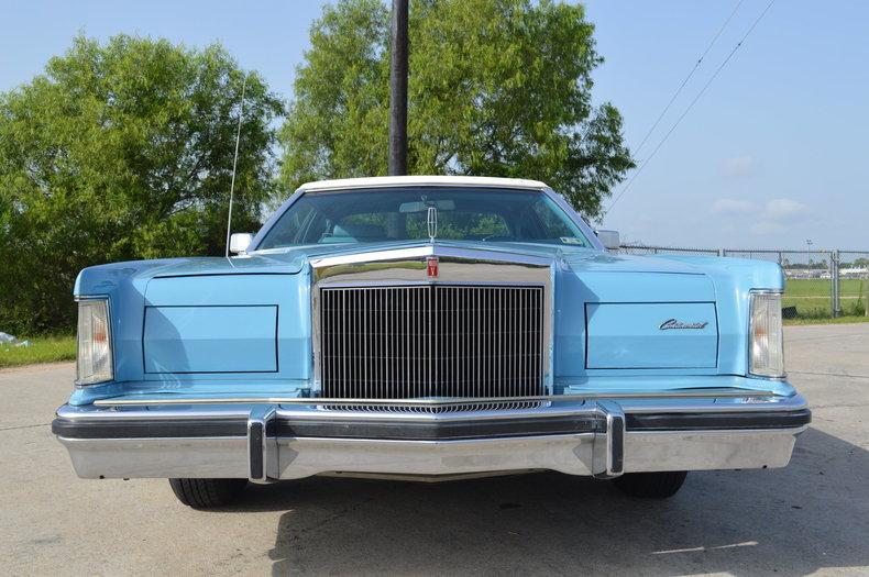 1978 1978 Lincoln Mark V For Sale