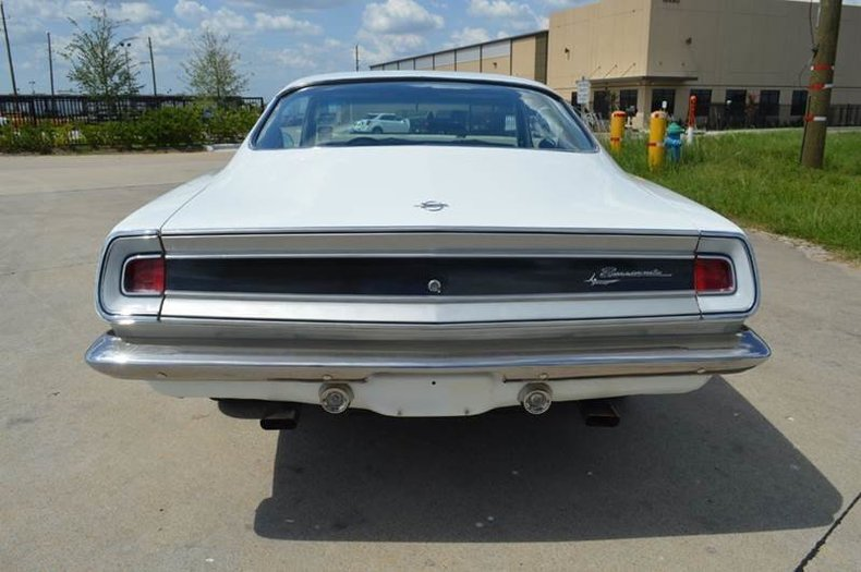 1969 1969 Plymouth Barracuda For Sale