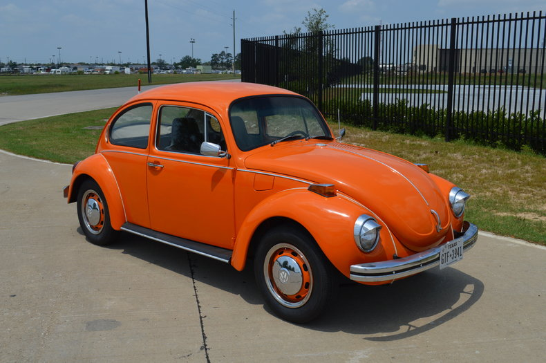 1971 Volkswagen Super Beetle | Frank's Car Barn