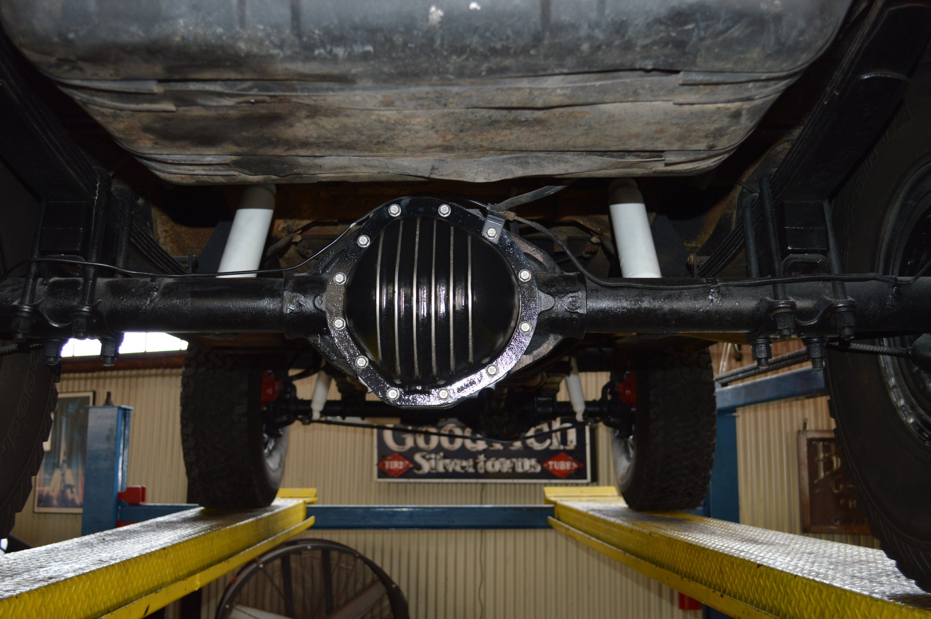 1972 Gmc Jimmy K5 Blazer 4x4 Franks Car Barn