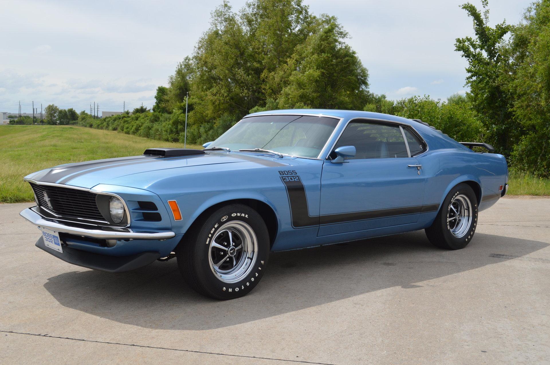 1970 Ford Mustang Boss 302 Franks Car Barn Thunderbird Specs