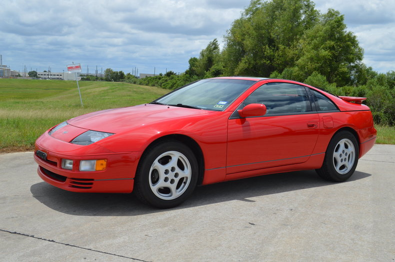 1996 nissan 300zx twin turbo my classic garage. Black Bedroom Furniture Sets. Home Design Ideas