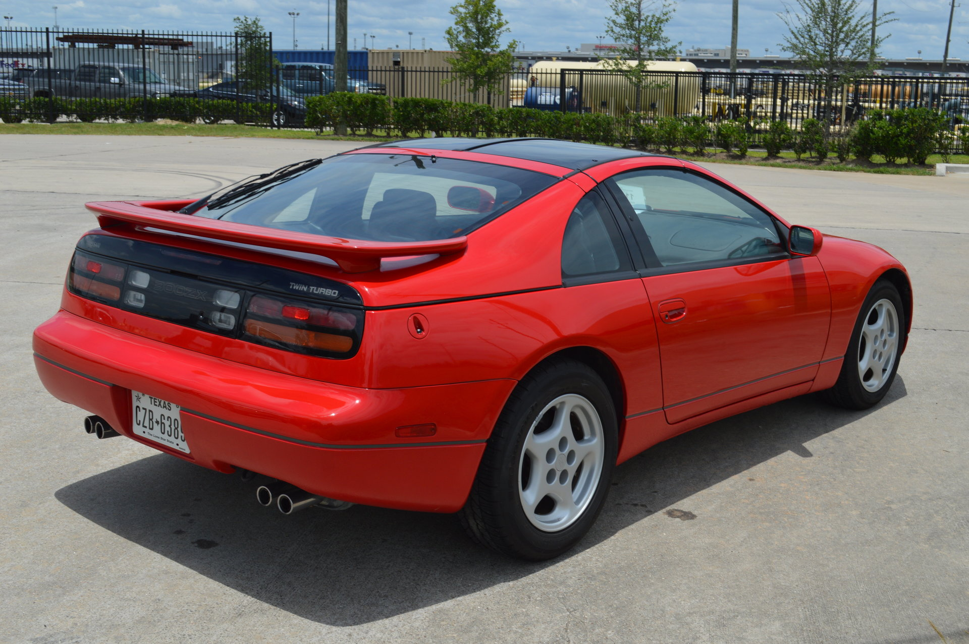 ... 1996 Nissan 300ZX Twin Turbo For Sale ...