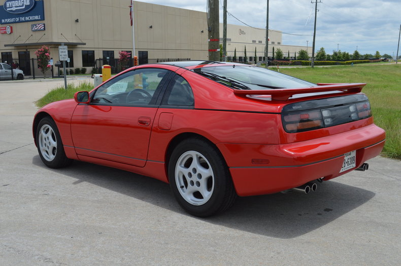 1996 nissan 300zx twin turbo for sale 59848 mcg. Black Bedroom Furniture Sets. Home Design Ideas