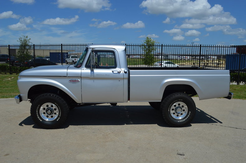 1965 ford f250 4x4 for sale 62914 mcg for Garage ford annecy 74