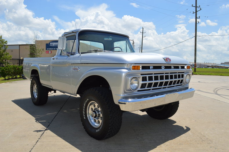 1965 Ford F250 4x4 For Sale 62914 Mcg