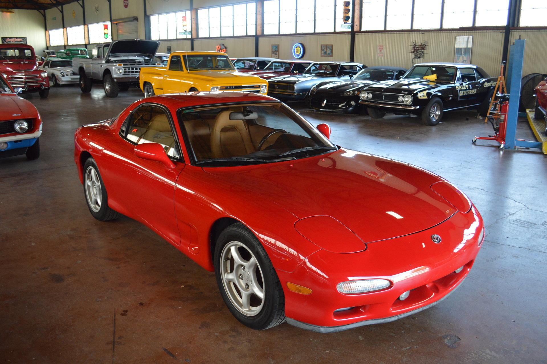 1993 Mazda Rx 7 For Sale 80784 Mcg
