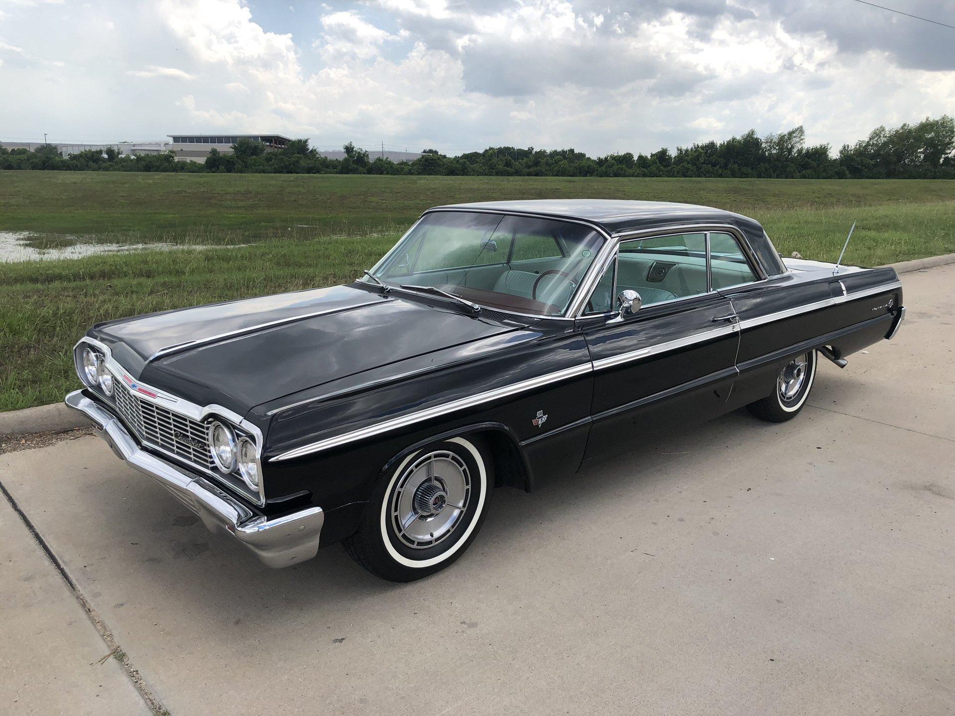 308740d12b1c hd 1964 chevrolet impala ss409