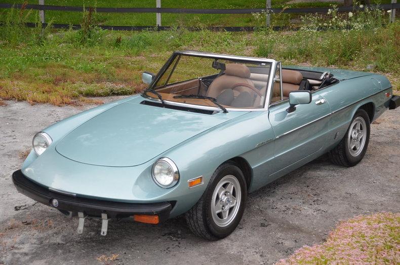 1982 Alfa Veloce
