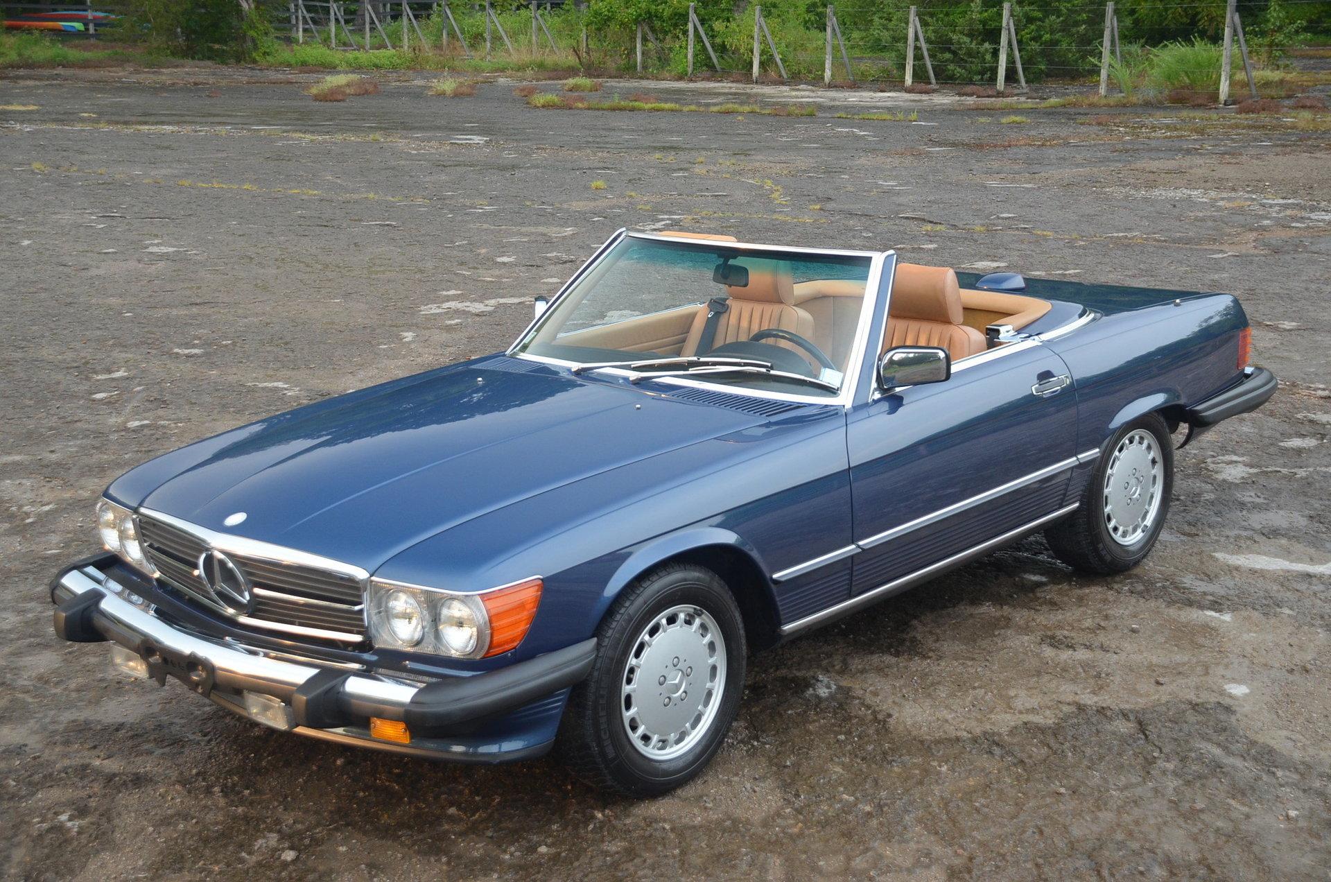 68610a13d082 hd 1986 mercedes benz 560sl