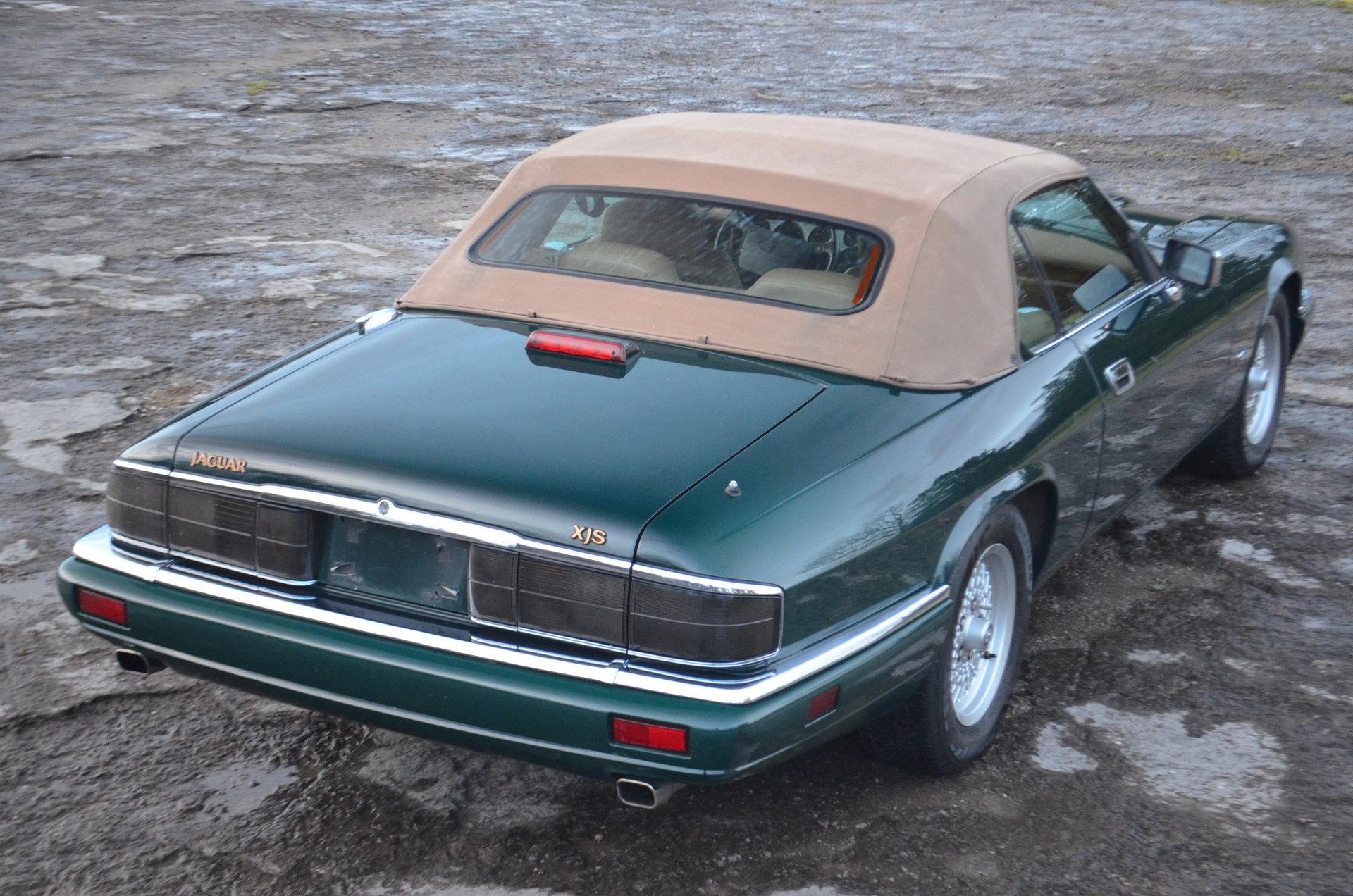 1994 Jaguar XJS | Frazier Motorcar Company