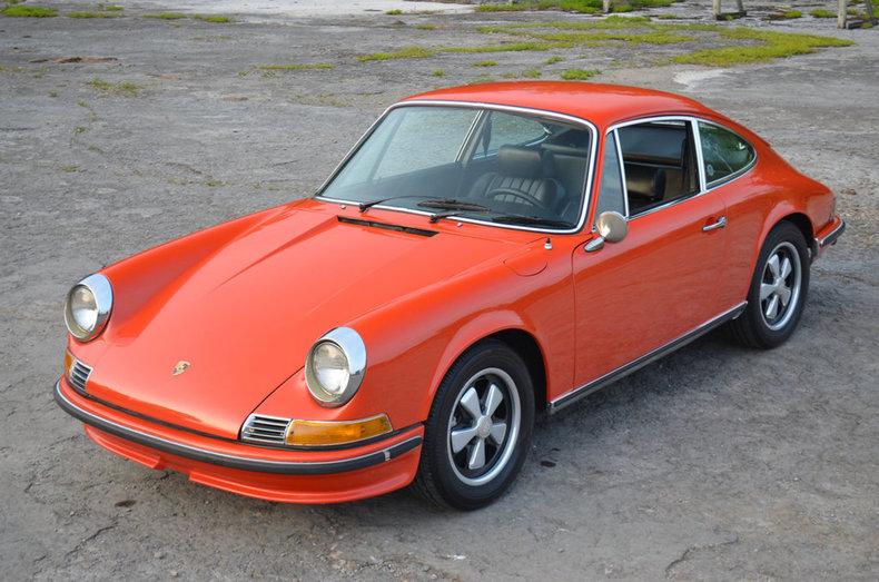 1970 Porsche 911 | Frazier Motorcar Company