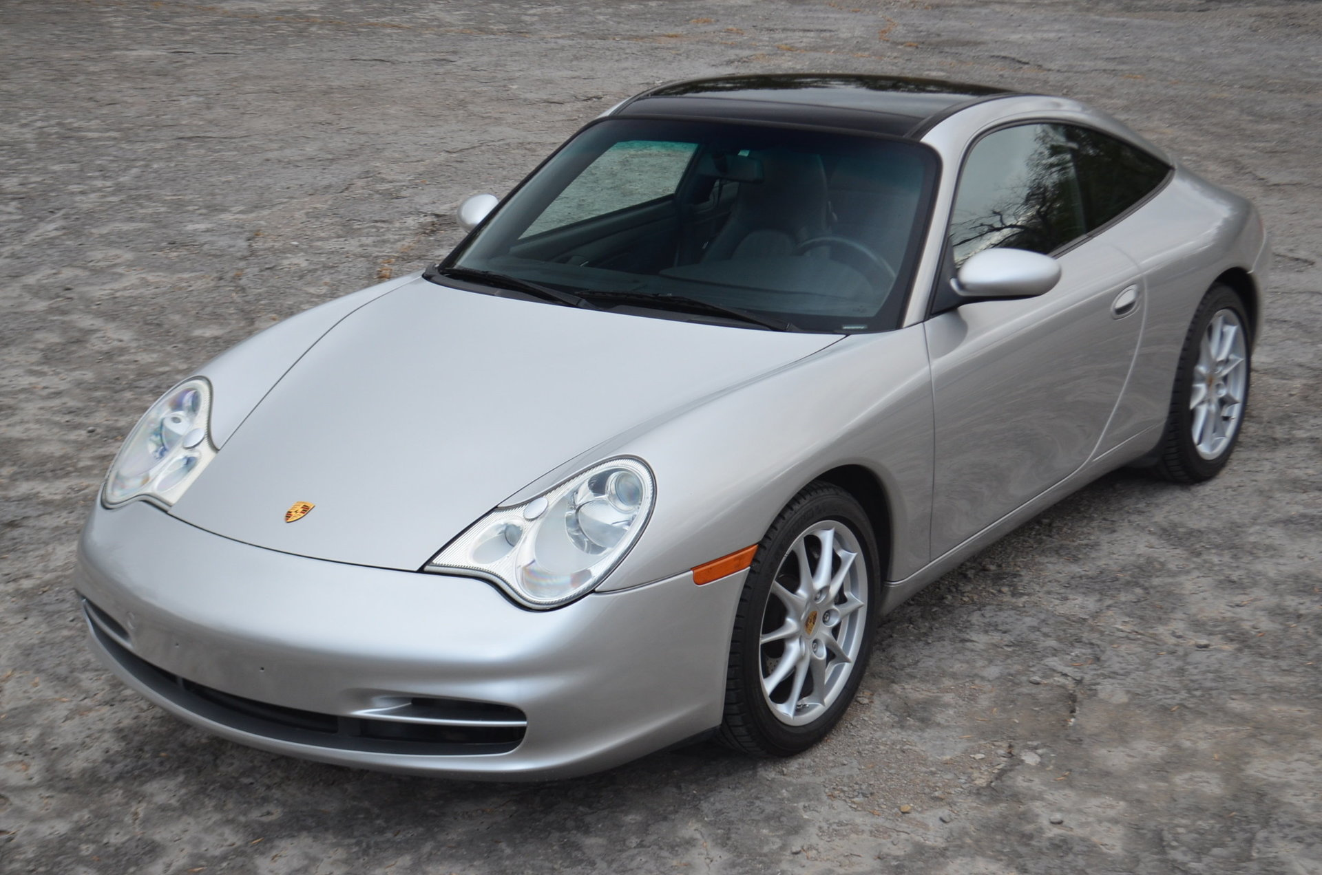 2002 porsche 911 for sale 71315 mcg. Black Bedroom Furniture Sets. Home Design Ideas
