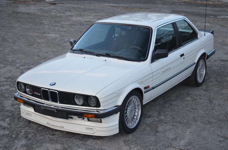 1987 BMW ALPINA C2 2.5