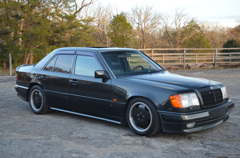 1990 mercedes benz 300e amg 3 4 my classic garage for How much is a 1990 mercedes benz worth