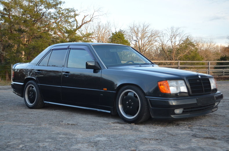 1990 mercedes benz 300e amg 3 4 for sale 74300 mcg for Mercedes benz 300e for sale