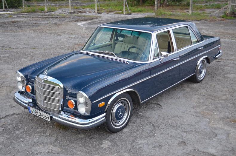 1969 Mercedes-Benz 300 SEL 6.3