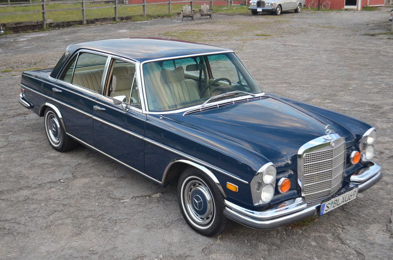 1969 Mercedes Benz 300 Sel 6 3 For Sale 73285 Mcg
