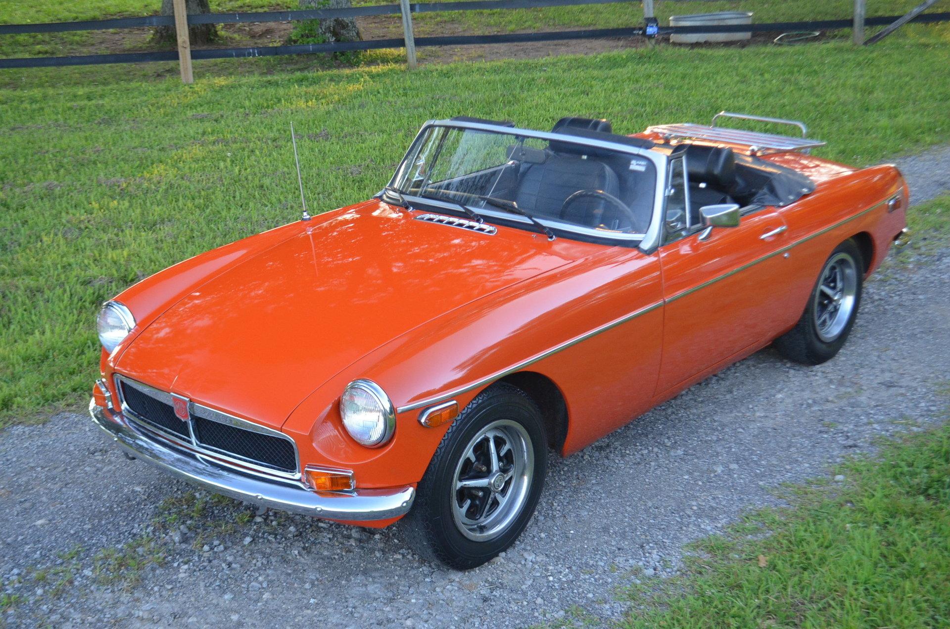 1974 MG MGB for Sale | ClassicCars.com | CC-1101353