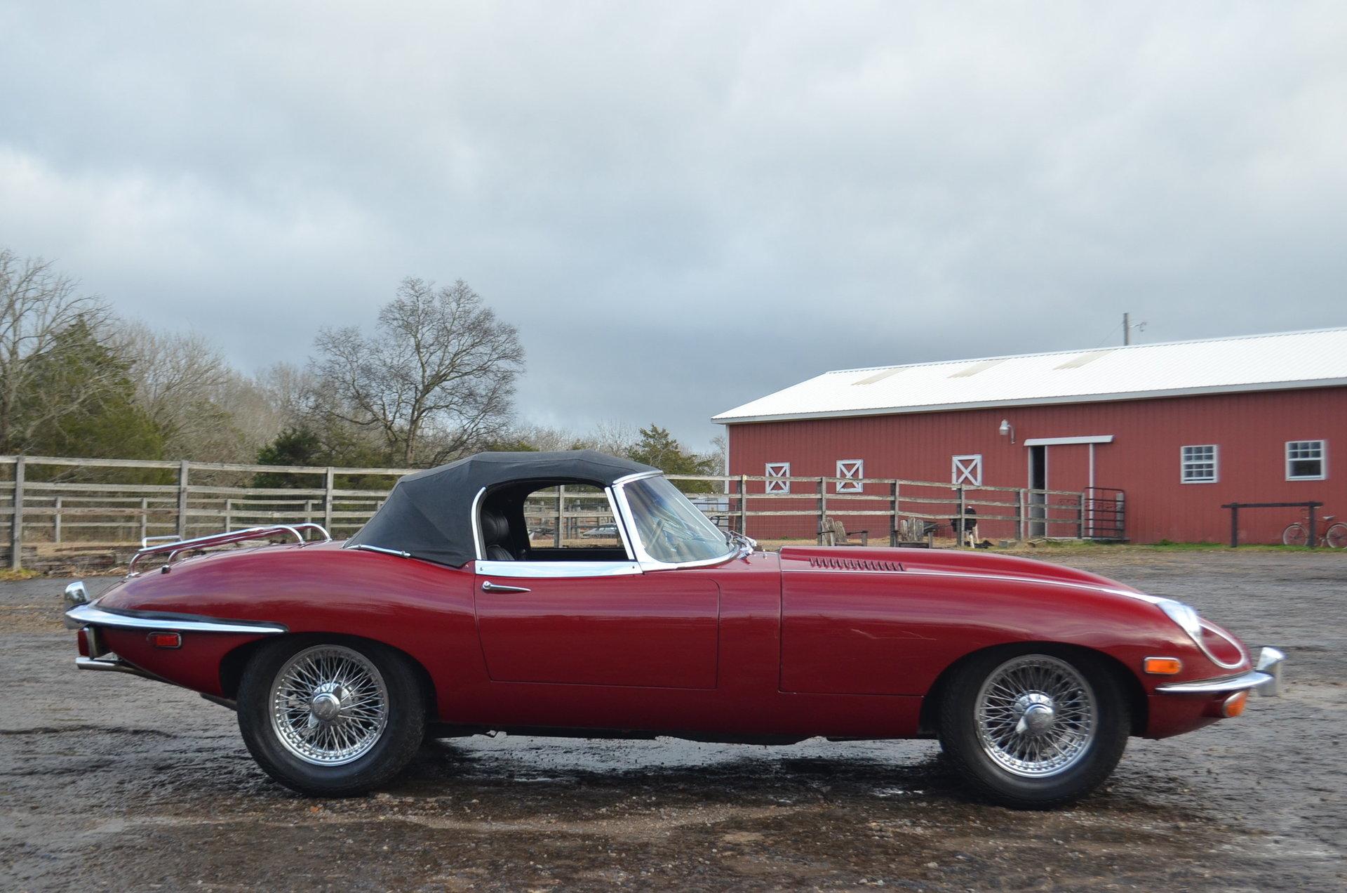 1969 Jaguar E-Type for sale #76385 | MCG