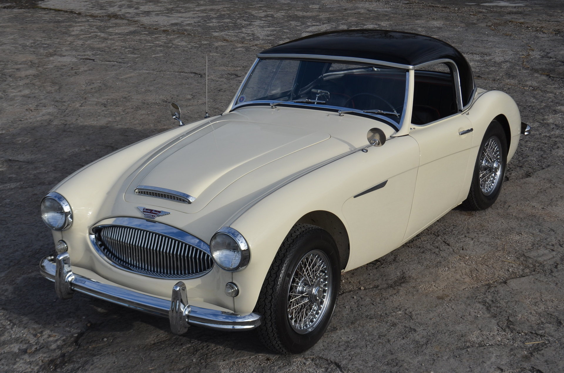 1962 Austin-Healey 3000 for sale #76957 | MCG