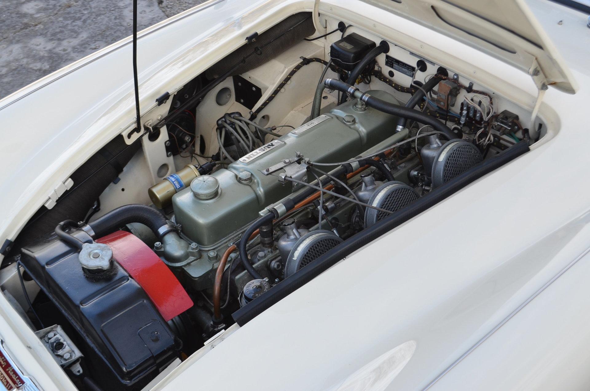 1962 Austin-Healey 3000 | Frazier Motorcar Company