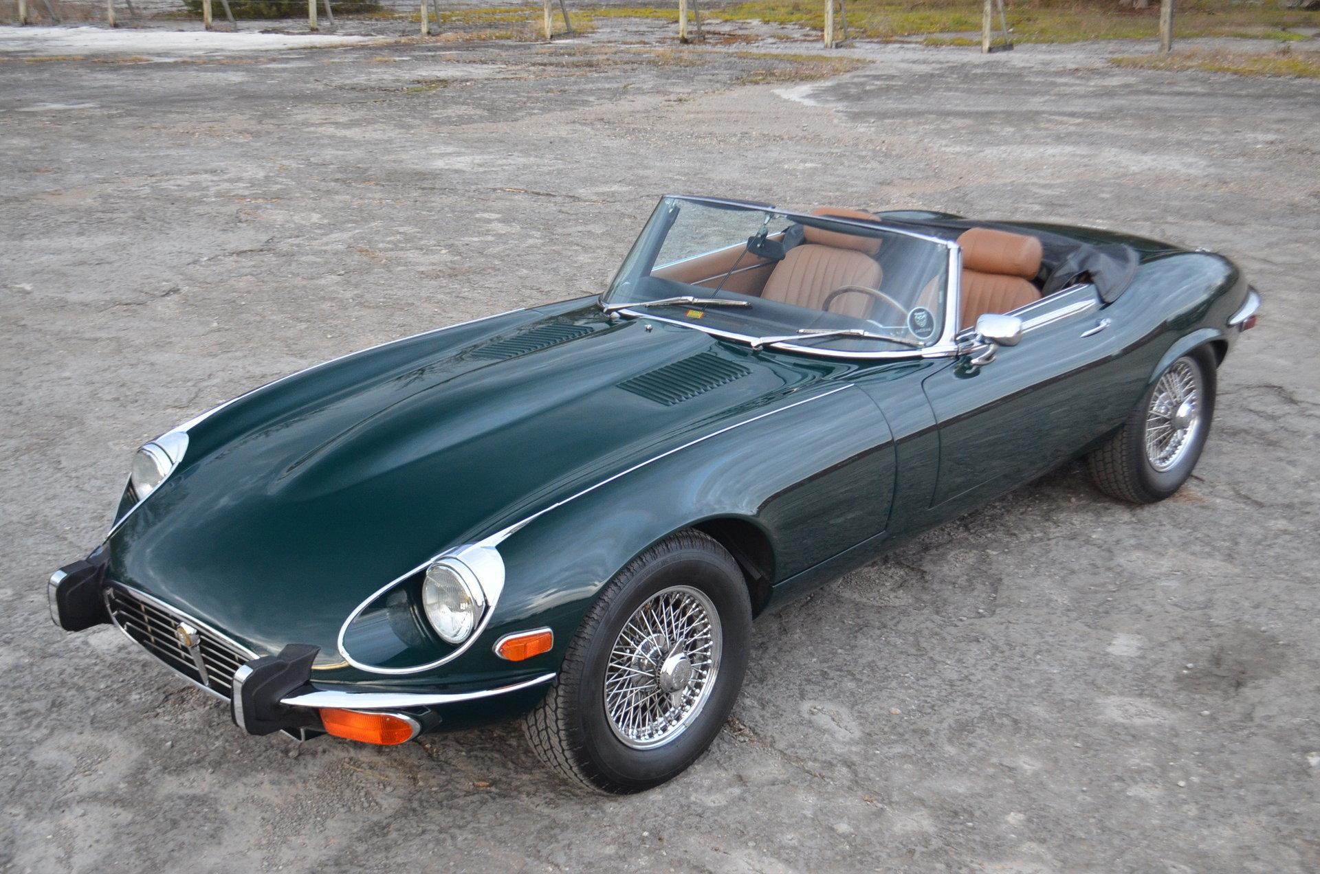 27958a4245dd hd 1973 jaguar e type
