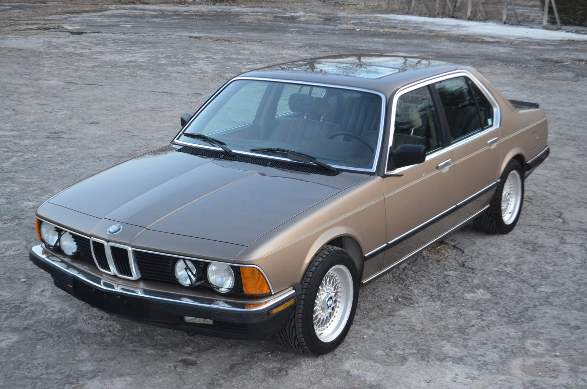 2317922873c7 hd 1985 bmw 7 series