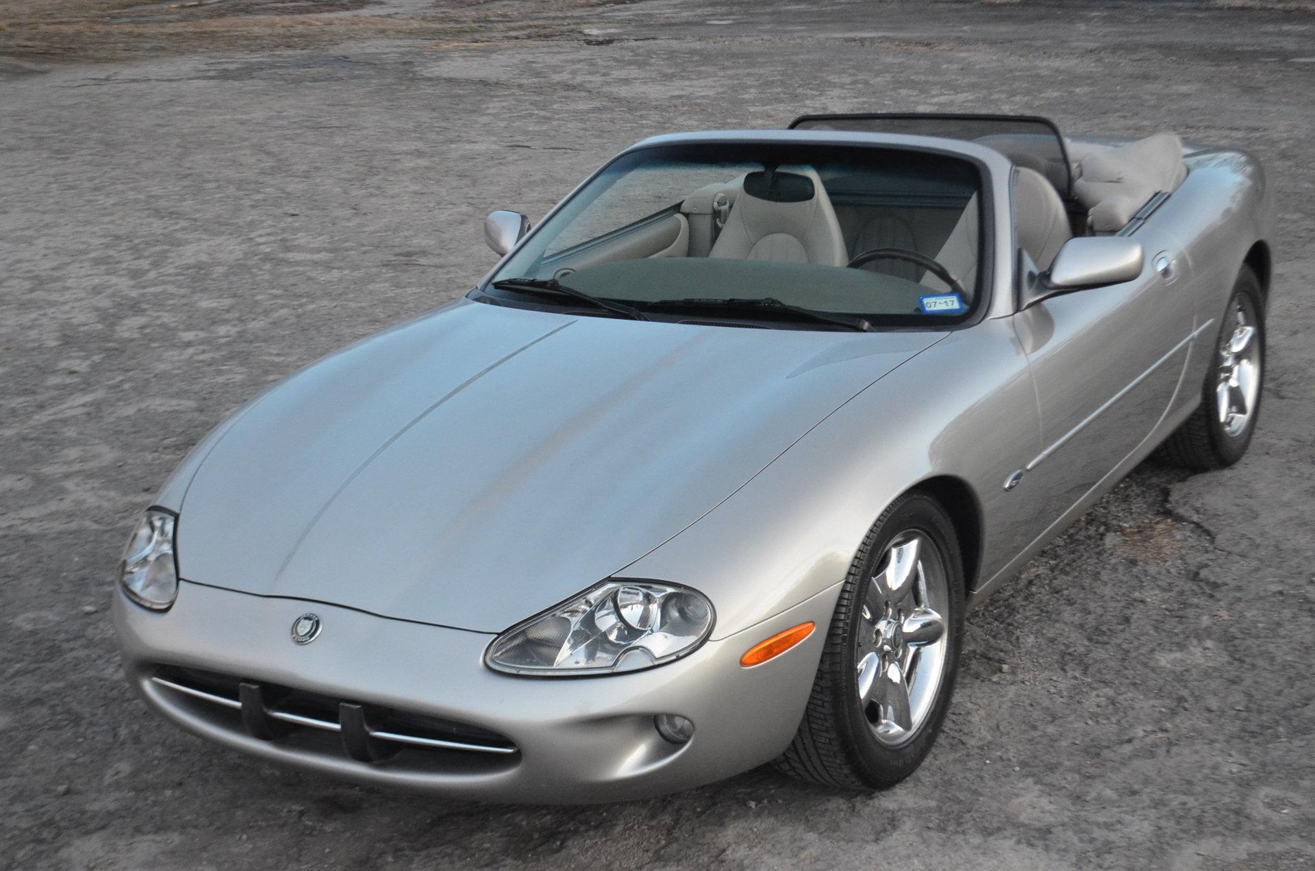 1998 Jaguar XK8 ...