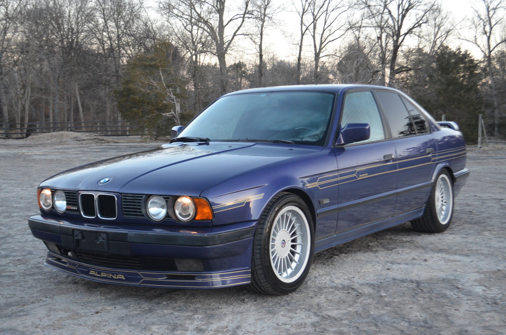 1989 bmw alpina b10 for sale 80221 mcg. Black Bedroom Furniture Sets. Home Design Ideas