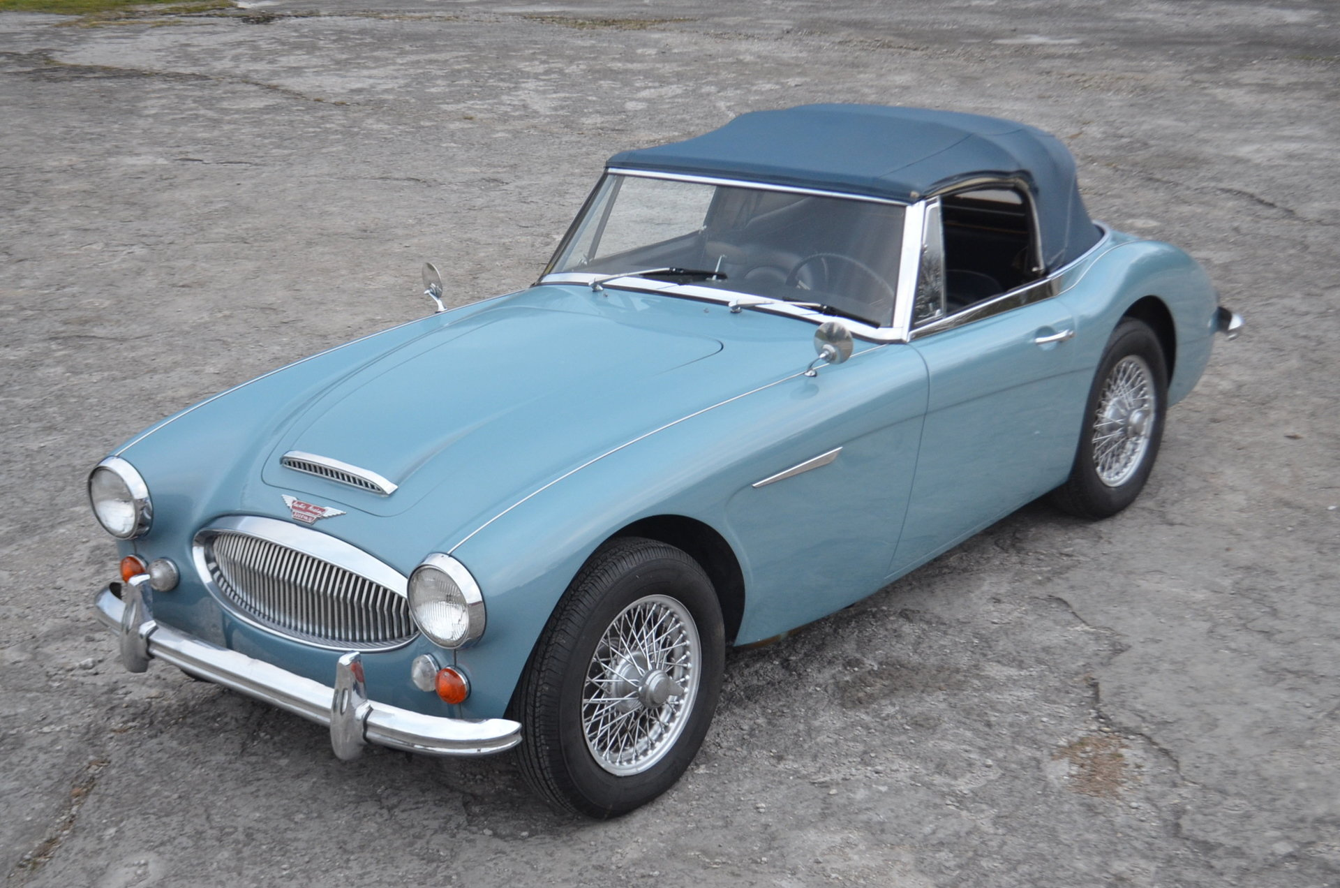 28982dabcbb5 hd 1967 austin healey 3000 bj8