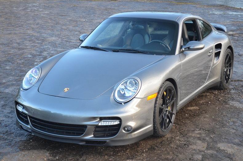 2007 Porsche 997 Turbo
