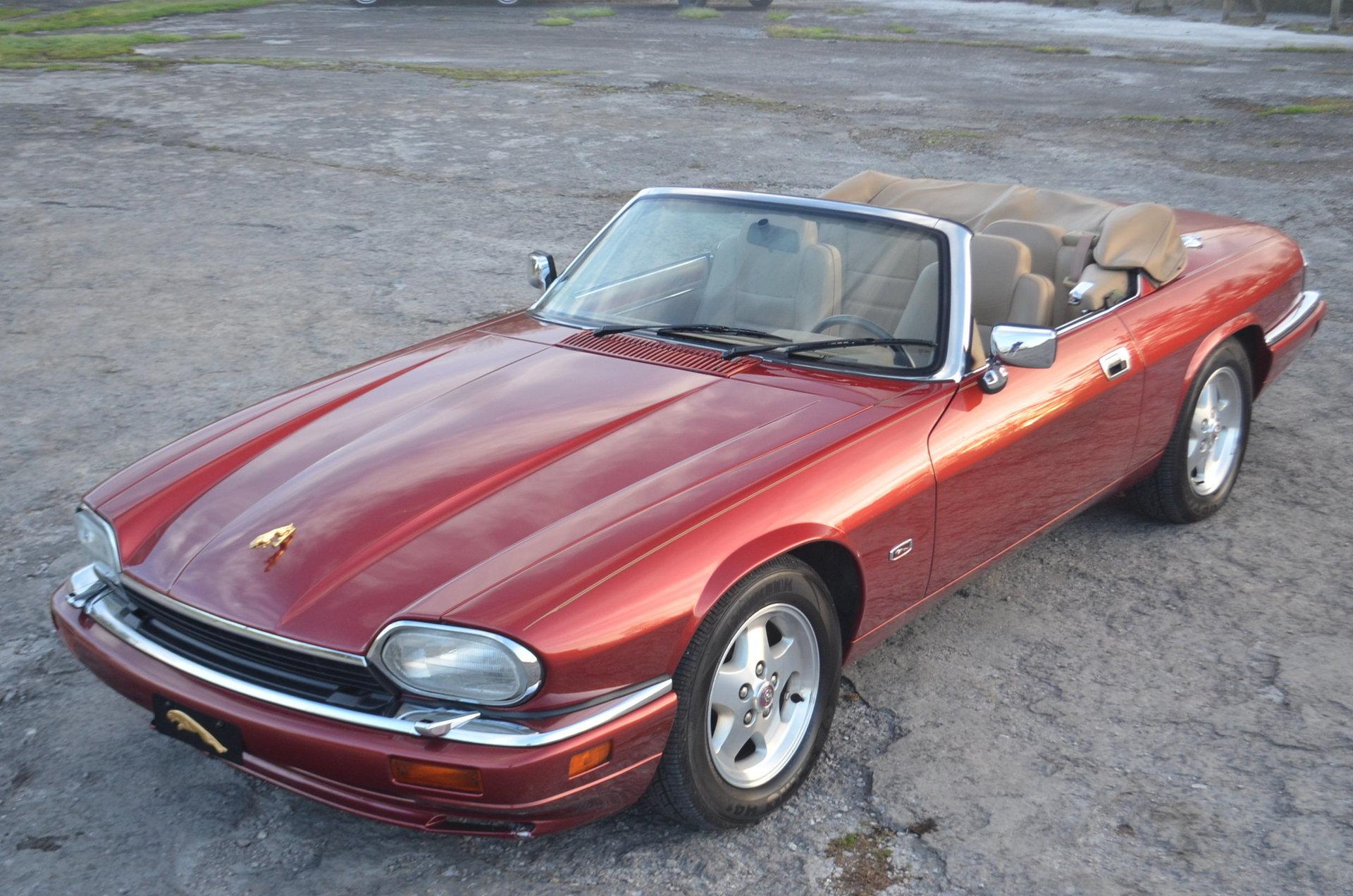 37001a3f3e66 hd 1995 jaguar xjs