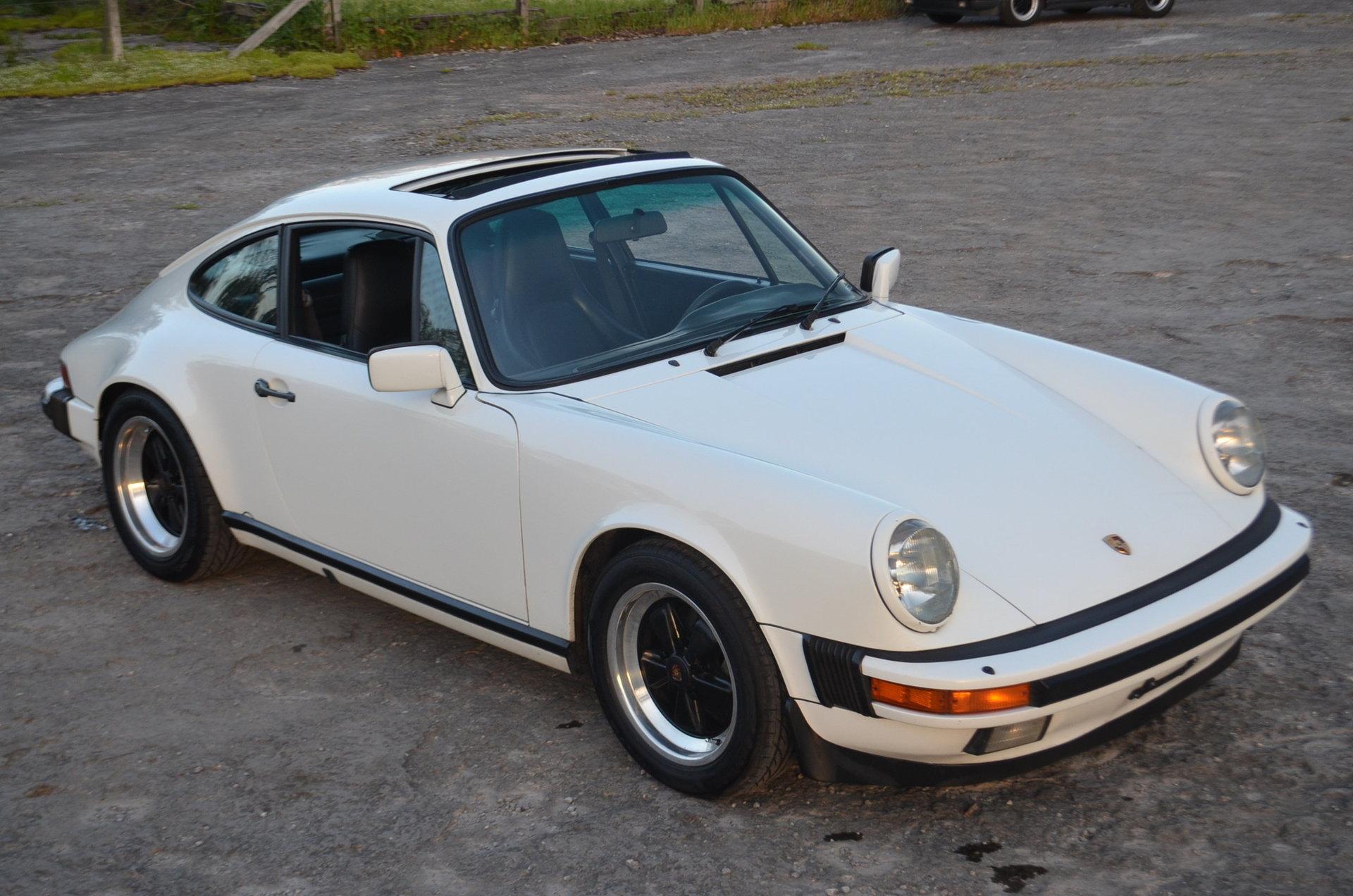 1986 Porsche 911 Carrera For Sale 87473 Mcg