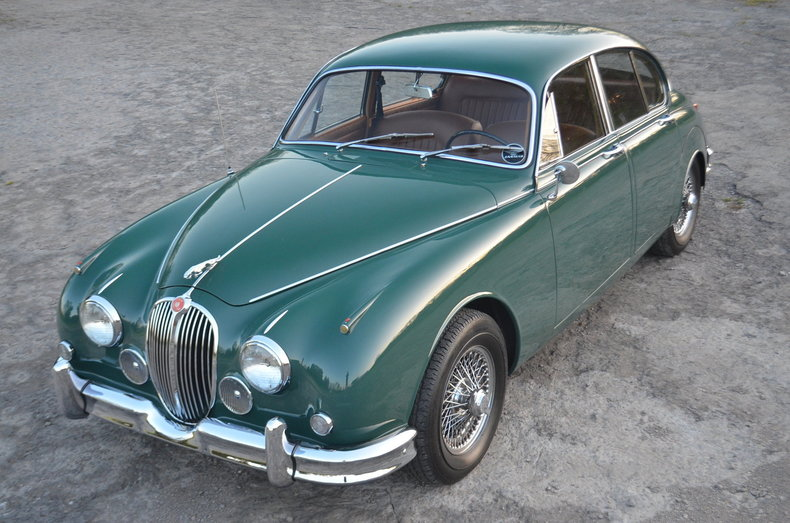 1967 Jaguar Mark II