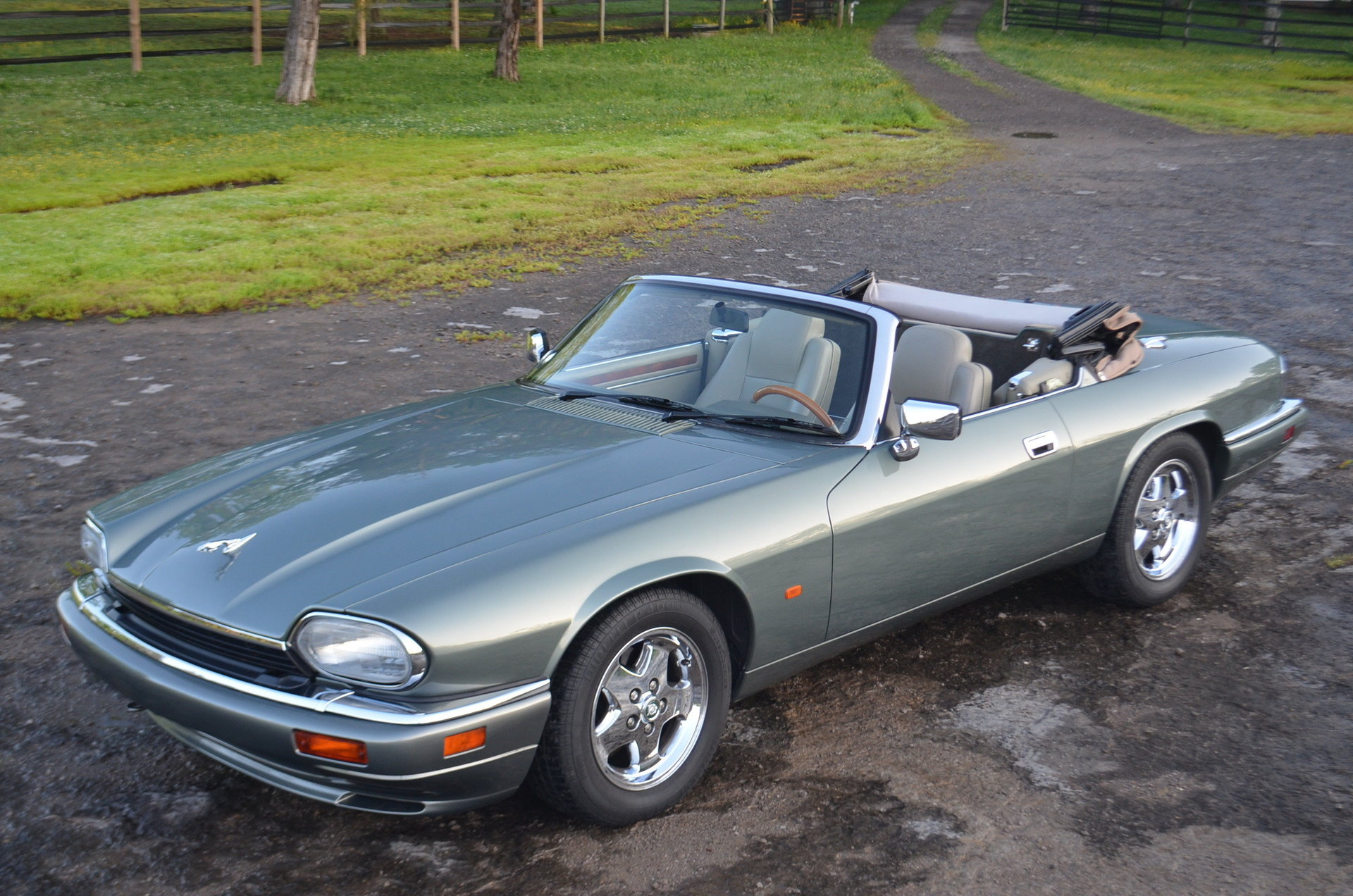 4768aace0689 hd 1995 jaguar xjs