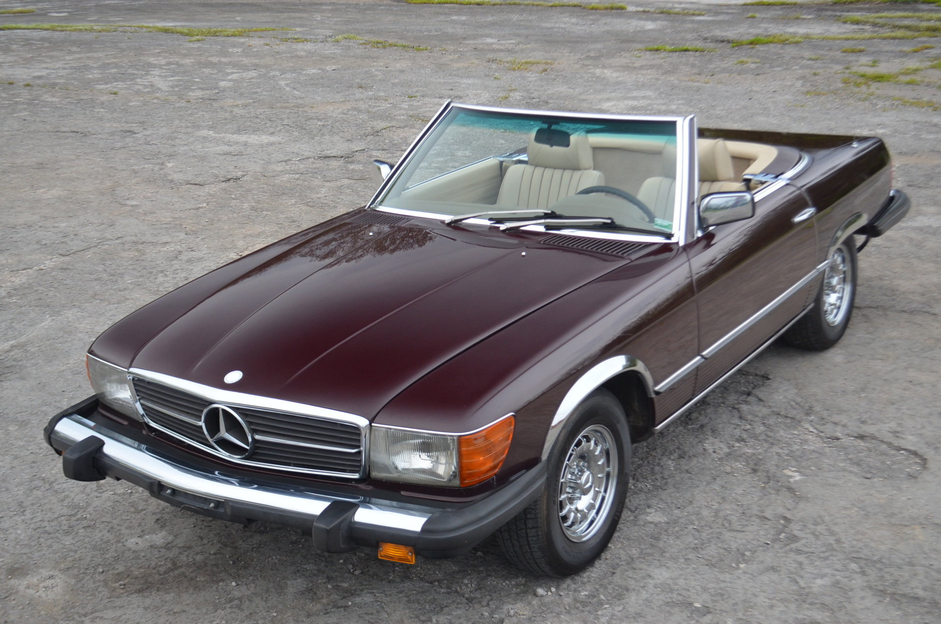 5004129d04dd hd 1978 mercedes benz 450sl
