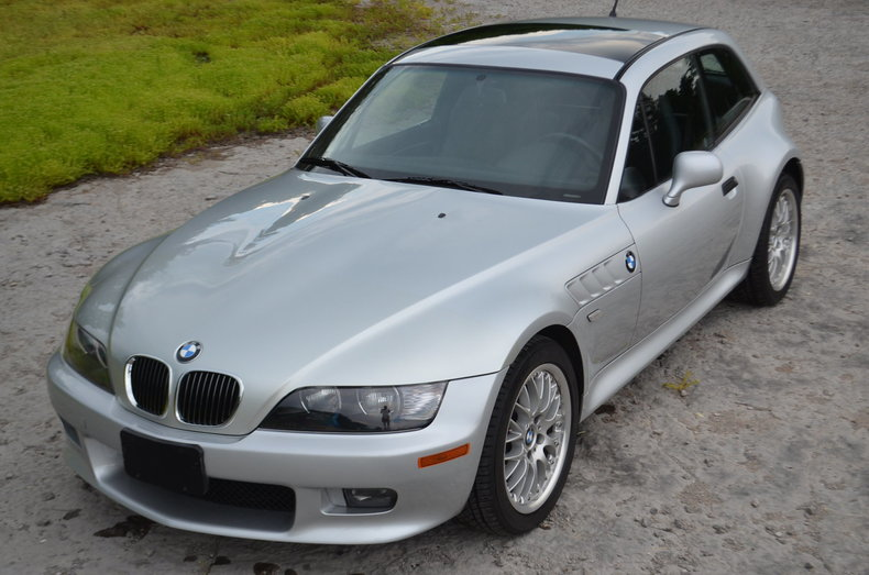 2001 BMW 3.0 Z3 COUPE