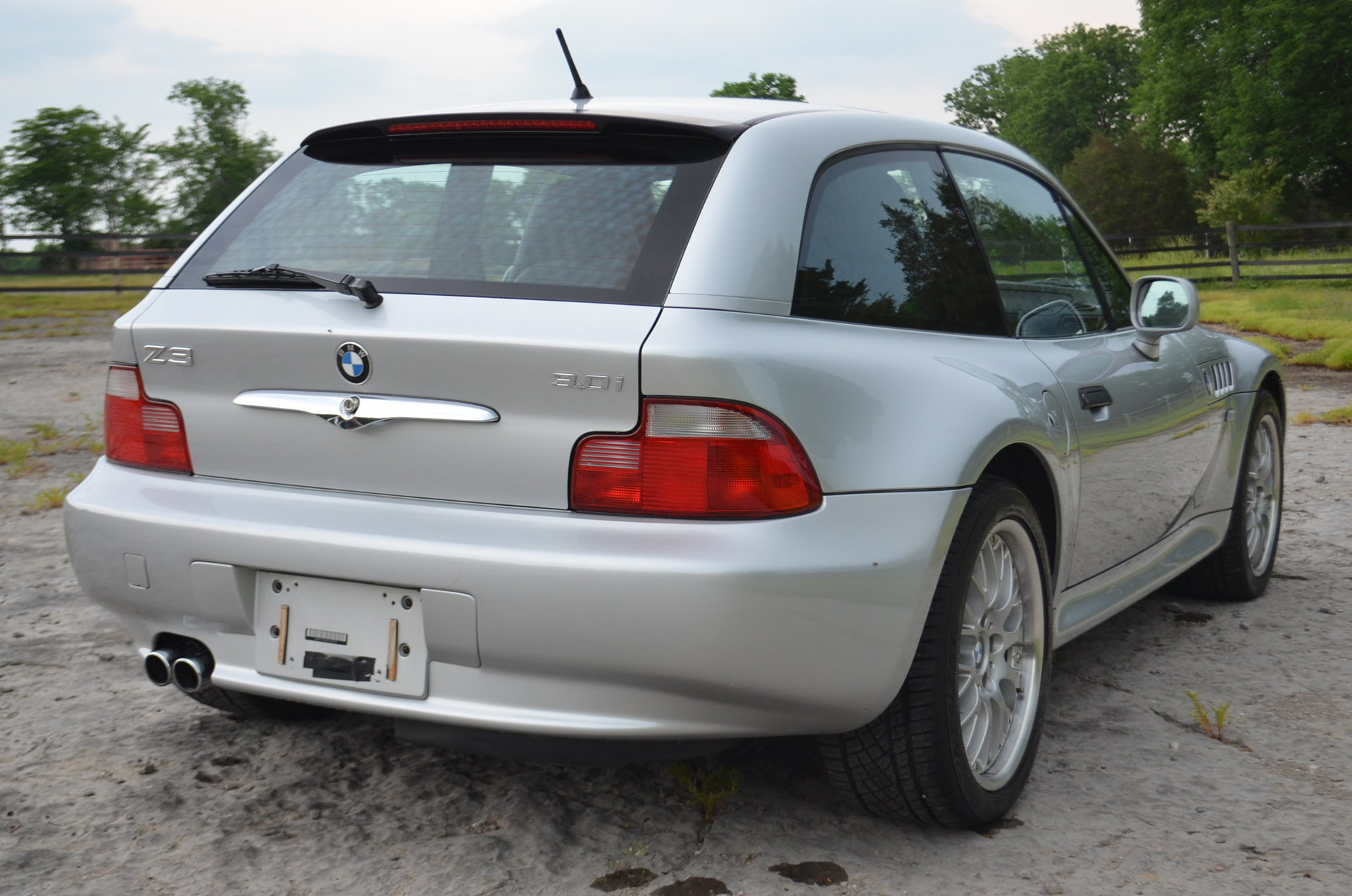 2001 Bmw 3 0 Z3 Coupe For Sale 89603 Mcg
