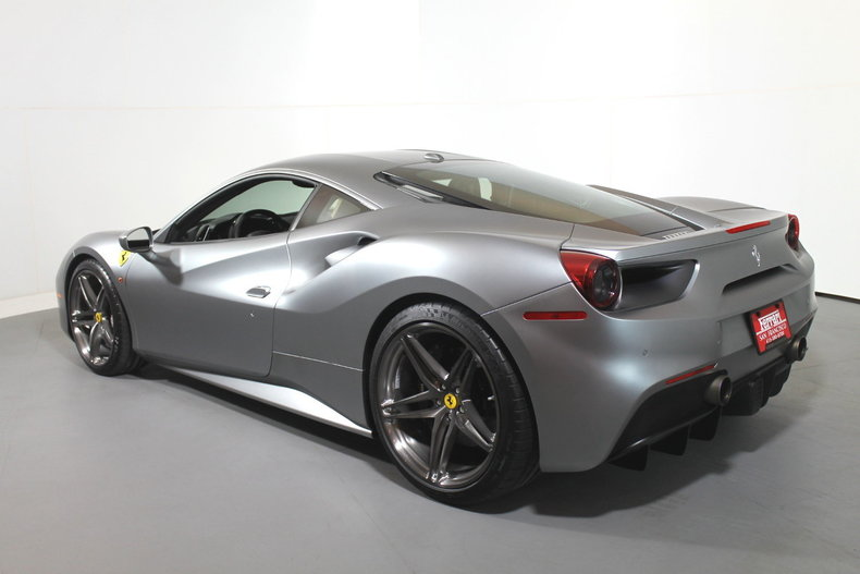 2017 Ferrari 488 GTB Coupe - Ferrari of San Francisco